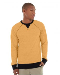Grayson Crewneck Sweatshirt -M-Orange