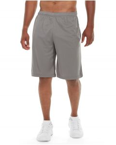 Torque Power Short-33-Gray
