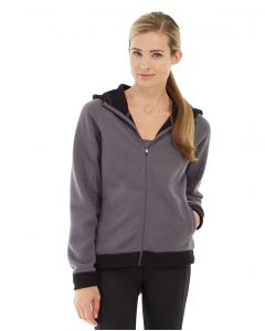 Circe Hooded Ice Fleece