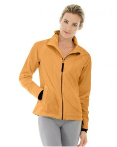 Ingrid Running Jacket-S-Orange